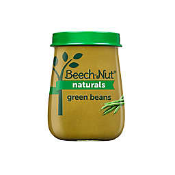 Beech-Nut® Naturals™ 4 oz. Stage 1 Green Beans Baby Food