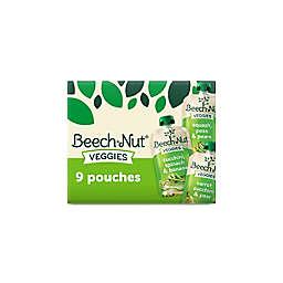 Beech-Nut® 9-Pack 3.5 oz. Stage 2 Veggies Variety Pack Baby Food