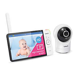 VTech® RM7764HD 7-Inch Smart Wi-Fi 1080p Baby Monitor with Pan & Tilt Camera