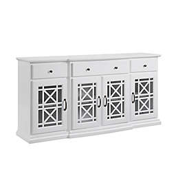 Forest Gate™ 60-Inch Fretwork Sideboard/Buffet in White