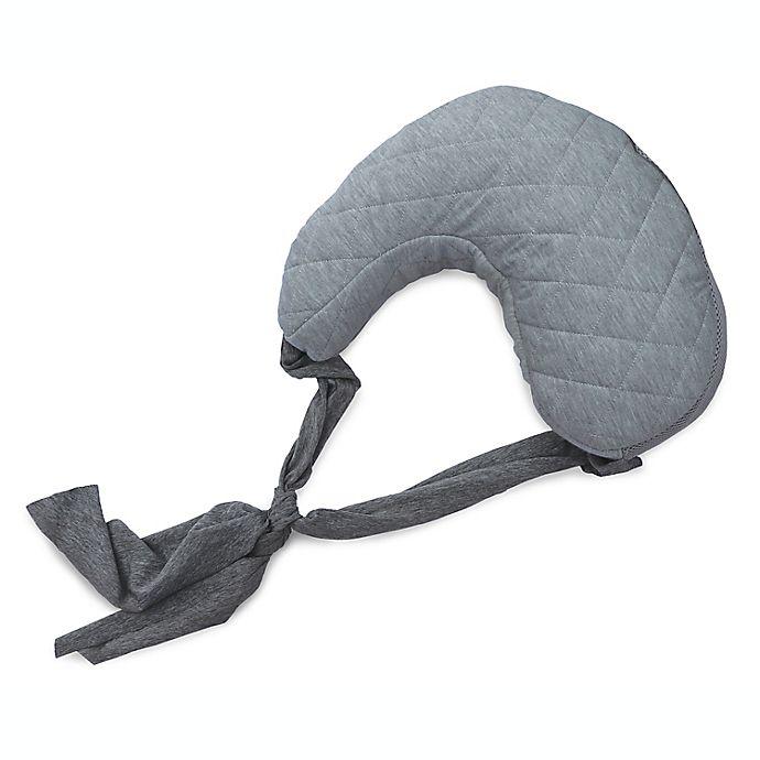 Alternate image 1 for Boppy® Anywhere Nursing Pillow in Soft Grey