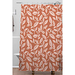 Deny Designs 71-Inch x 74-Inch Heather Dutton Orchard Shower Curtain in Pink
