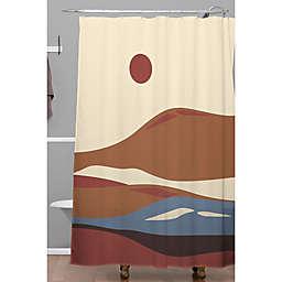 Deny Designs 71-Inch x 74-Inch Viviana Gonzales Western Desert Vibes 2 Shower Curtain