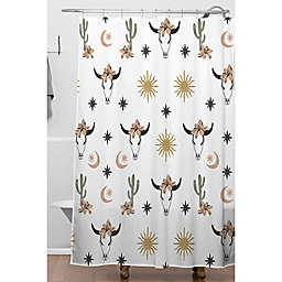 Deny Designs Marta Barragan Camarasa Western Desert Boho I Shower Curtain