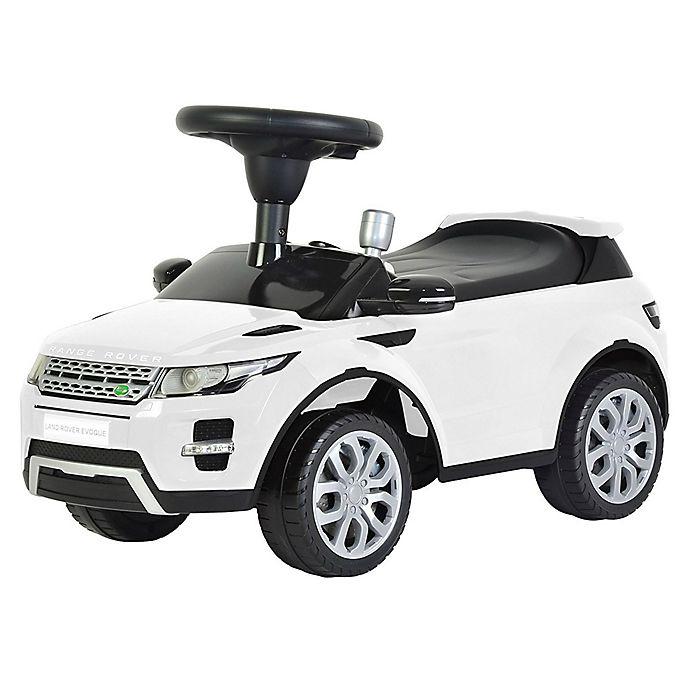 Alternate image 1 for Evezo Range Rover Evoque Ride-On Car