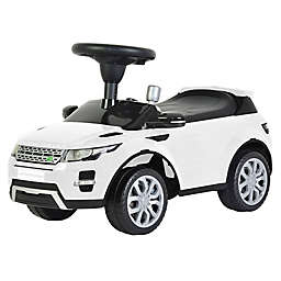 Evezo Range Rover Evoque Ride-On Car in White