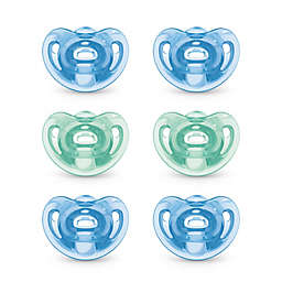 NUK® Comfy™ 6-Pack Orthodontic Pacifiers