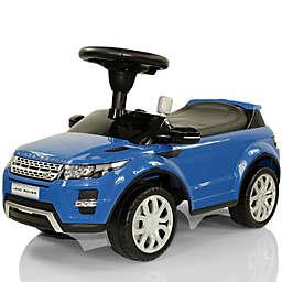 Evezo Range Rover Evoque Ride-On Car in Blue