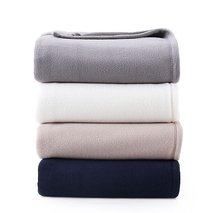 Alternate image 1 for Simply Essential™ Microfleece Blanket
