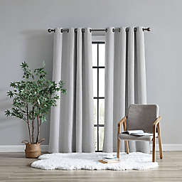 UGG® Tessa Grommet 100% Blackout Window Curtain Panel