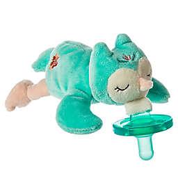 Mary Meyer® WubbaNub™ Owl Pacifier in Aqua