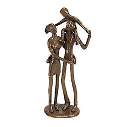 Danya B.™ Family of Three Bronze Sculpture