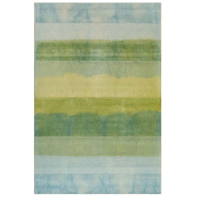 Alternate image 1 for Liora Manne Piazza Textured Stripe Handcrafted Rug