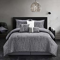 Nanshing Lisa 7-Piece California King Comforter Set