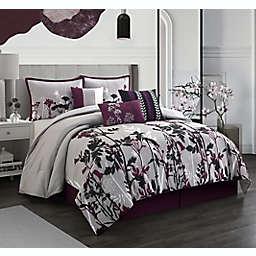 Nanshing Trina 7-Piece Comforter Set