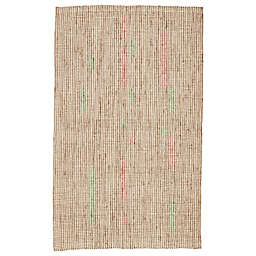 Jaipur Mayan Natural Rug in White