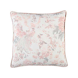 Wamsutta® Vintage Spring Birds Square Throw Pillow in Pink Multi