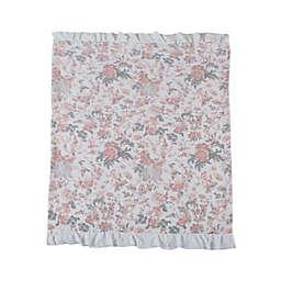 Wamsutta® Vintage Spring Birds Throw Blanket in Pink Multi