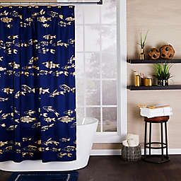 Vern Yip by SKL Home Koi Shower Curtain Collection
