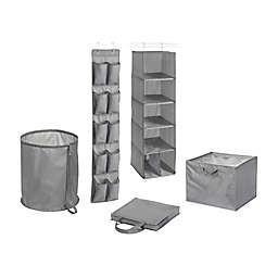 Simply Essential™ 5-Piece Closet Organizer Set