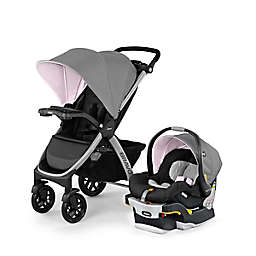Chicco® Bravo® Trio Single Travel System in Ava Grey