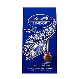 Lindt Lindor 9.3 oz. Dark Chocolate Truffles
