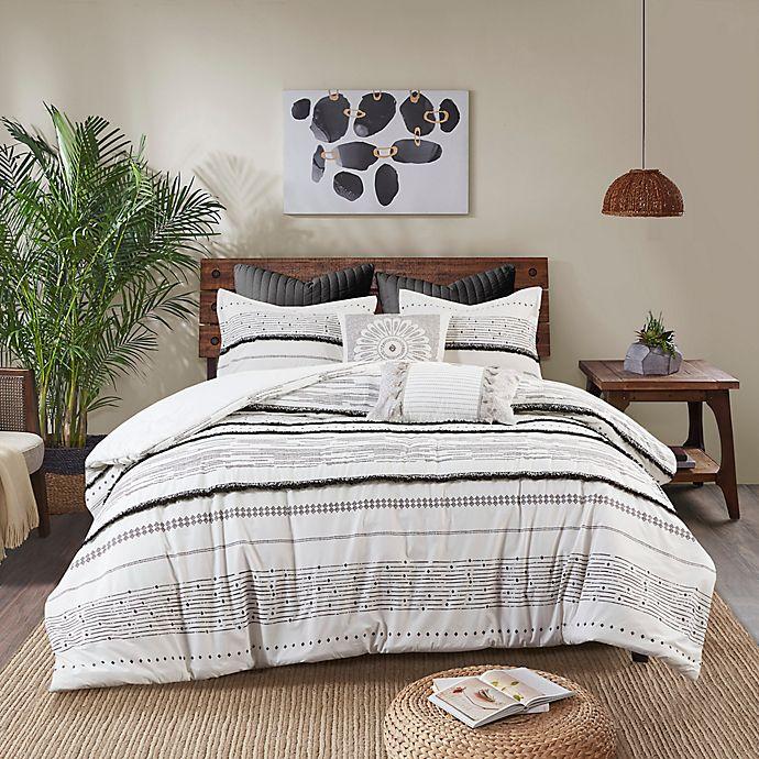 Ink Ivy Nea 3 Piece Comforter Set Bed, Madison Park Bedding Rn 91519