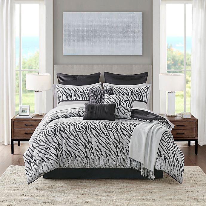 Alternate image 1 for Madison Park® Sahara Jacquard 14-Piece Comforter Set