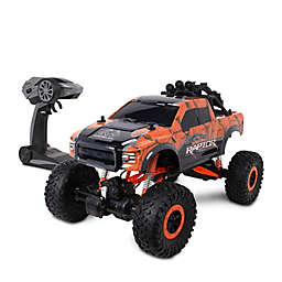 NKOK RealTree Ford F-150 Raptor Rock Crawler with Action Camera Mount