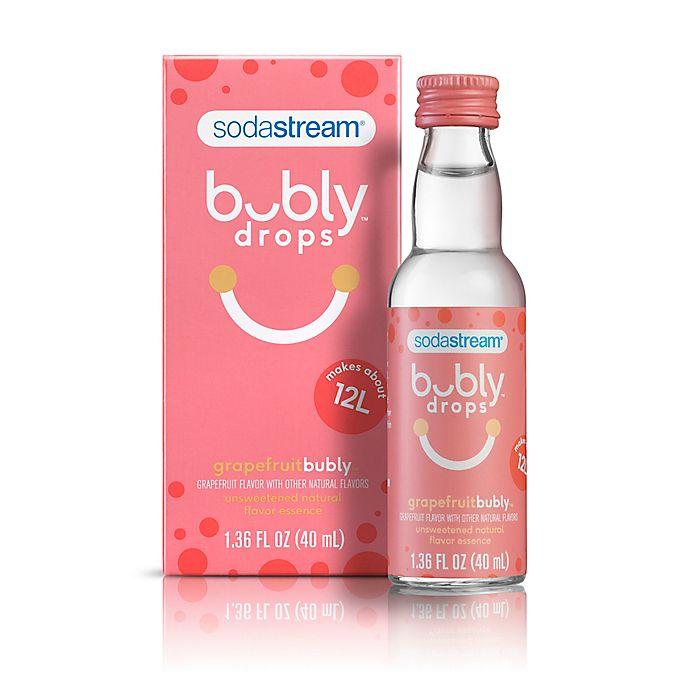 Alternate image 1 for SodaStream® Bubly Grapefruit Drops