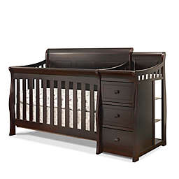 Sorelle Princeton Elite Panel Crib and Changer