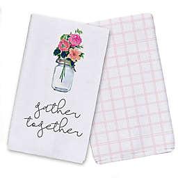 Gather Together Tea Towel Set