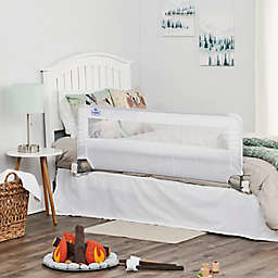 Regalo® Extra-Long Swing Down Bed Rail in White