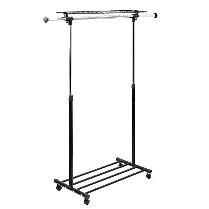 Alternate image 1 for Simply Essential™ Extendable Garment Rack