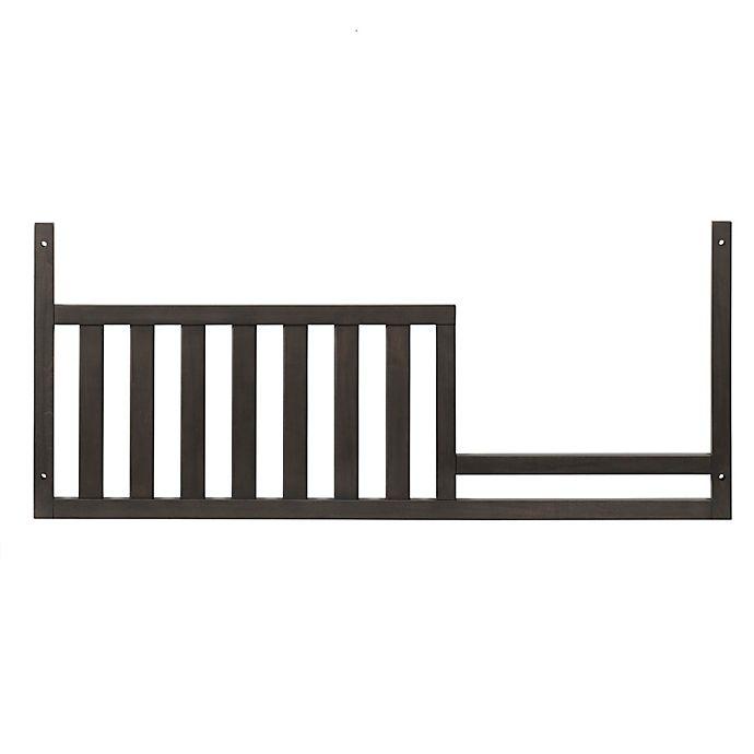 Alternate image 1 for Soho Baby Manchester Toddler Guard Rail in Black