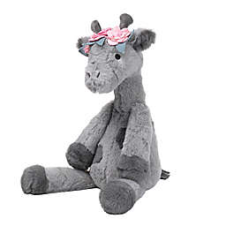 Lambs & Ivy® Giraffe and A Half Plush Giraffe Toy in Grey