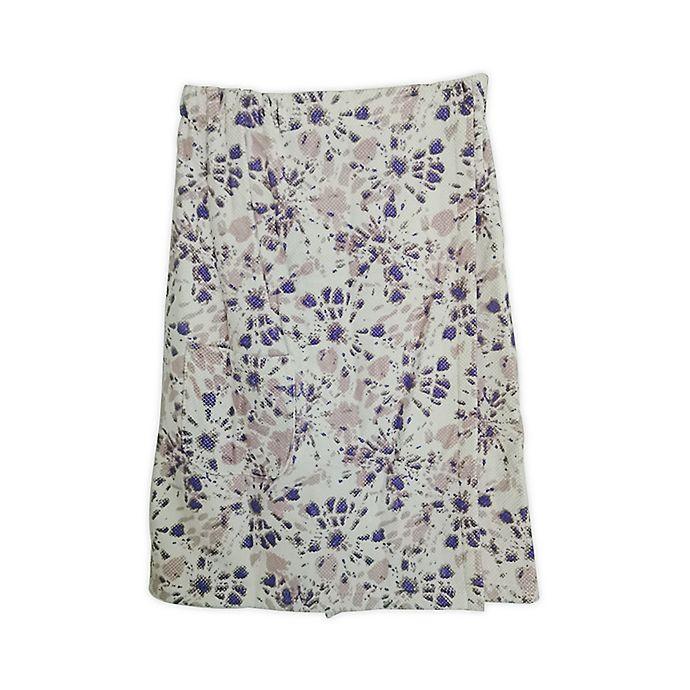 Alternate image 1 for Wild Sage Towel Wrap in Purple Tie-Dye