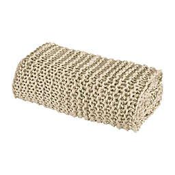 Oscar/Oliver Luca Throw Blanket in Linen