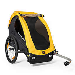 Burley Bee® Single Bike Trailer in Yellow