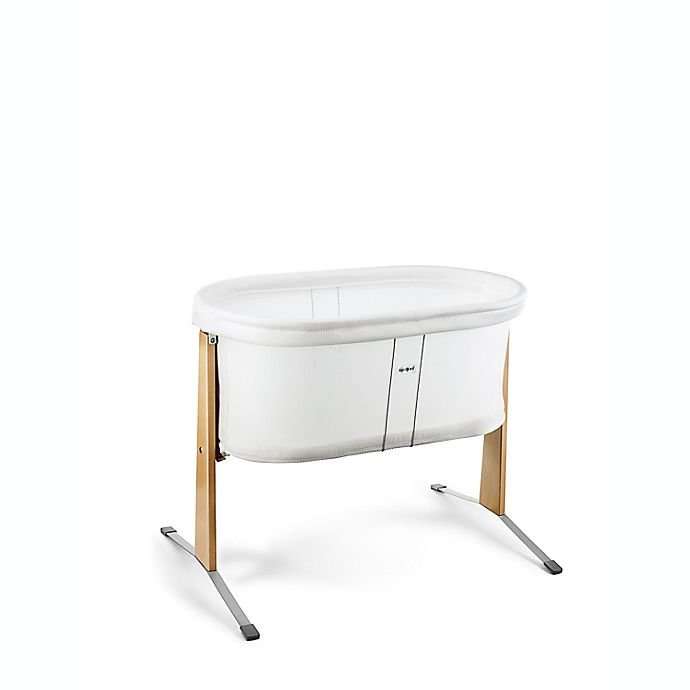 Alternate image 1 for BABYBJÖRN® Baby Cradle in White