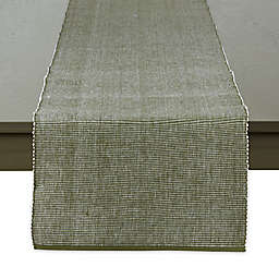 DII® 2-Tone Ribbed Table Runner