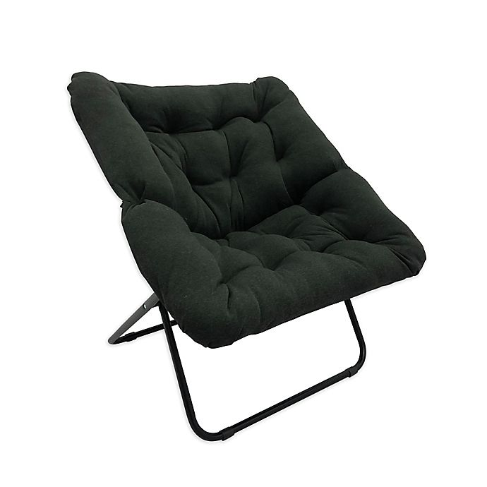 Alternate image 1 for Simply Essential™ Foldable Square Lounge Chair