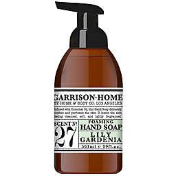 Garrison Home 19 Oz. Foaming Hand Soap in Lily Gardenia