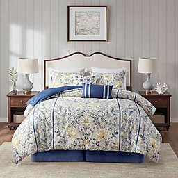 Harbor House® Livia 6-Piece Reversible Comforter Set