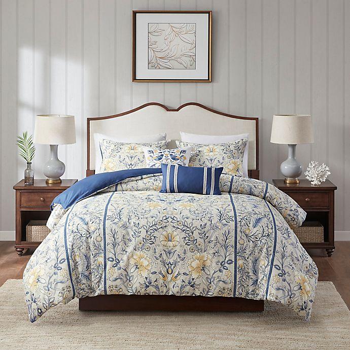 Alternate image 1 for Harbor House® Livia 5-Piece Duvet Cover Set
