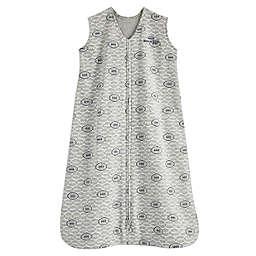 HALO® SleepSack® Footballs Wearable Blanket in Grey