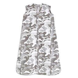 HALO® SleepSack® Medium Sand and Stone Microfleece Wearable Blanket in Grey