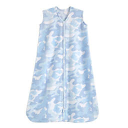 HALO® SleepSack® Sea and Sky Microfleece Wearable Blanket in Blue