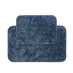 Clean Start 2-Piece Bath Rug Set