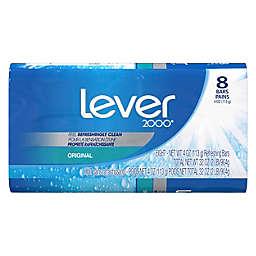 Lever 2000® 8-Pack 4 oz. Bar Soap in Original
